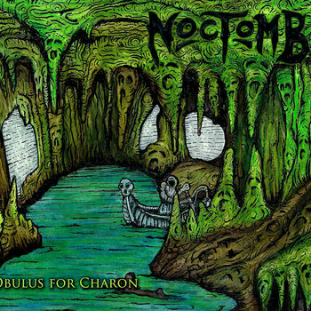 Obulus for Charon cover art