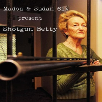 Shotgun Betty cover art