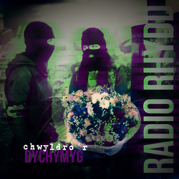 Chwyldro'r Dechymyg cover art