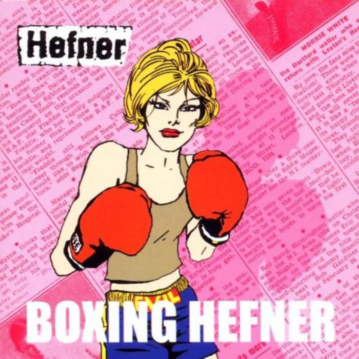 Boxing Hefner cover art