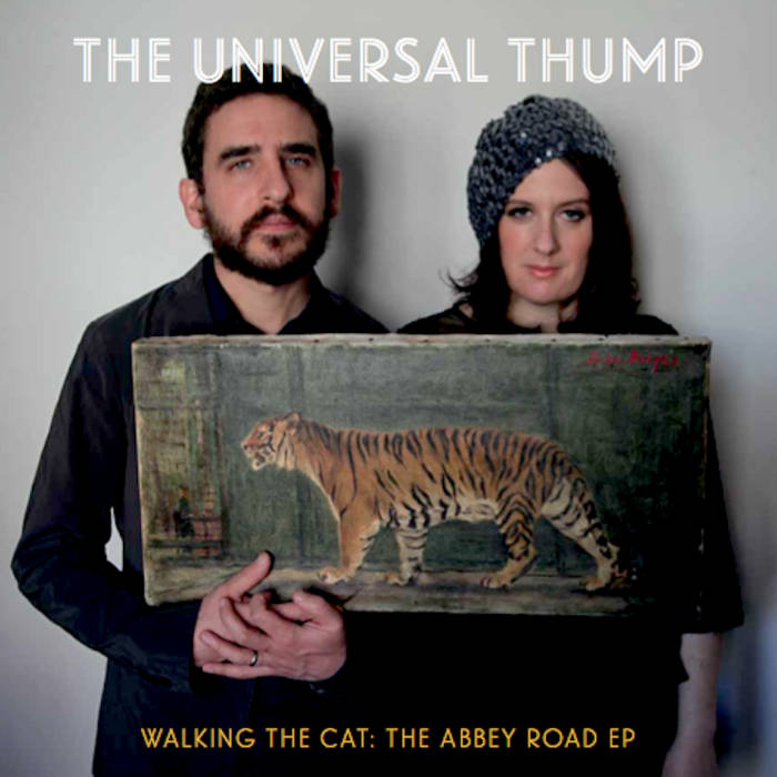 Walking the Cat (The Abbey Road EP) cover art