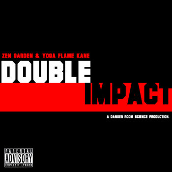 Double Impact cover art