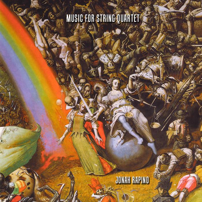 Music for String Quartet cover art