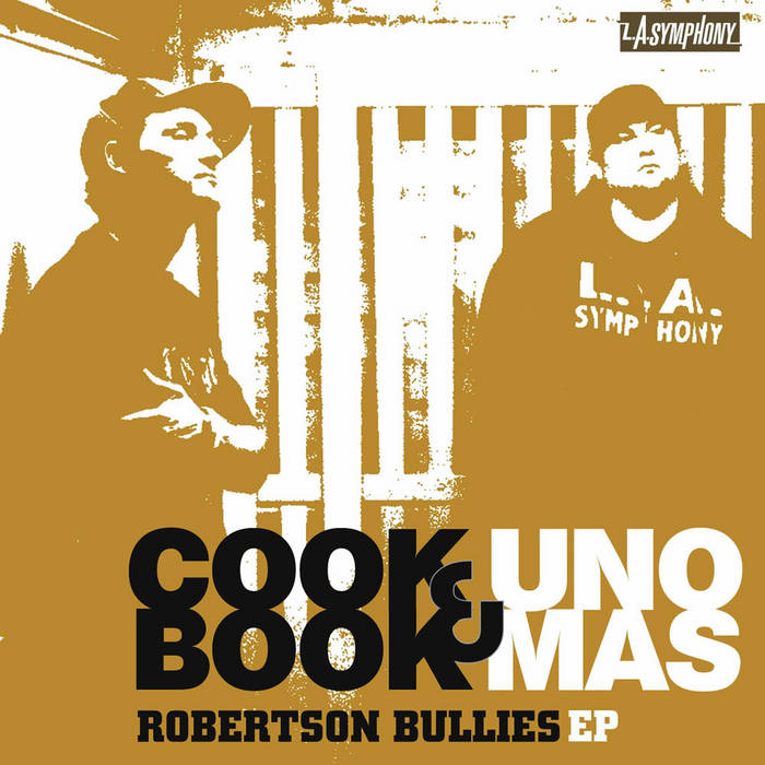 Robertson Bullies EP cover art