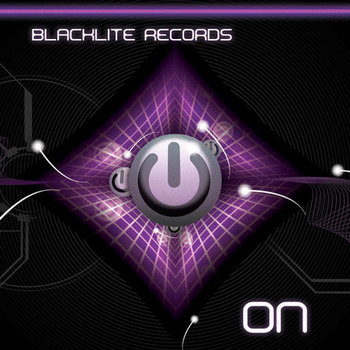 On - V.A. (Blacklite Records) cover art