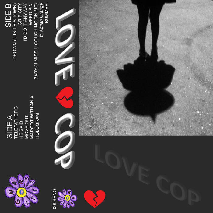 LOVE/COP cover art
