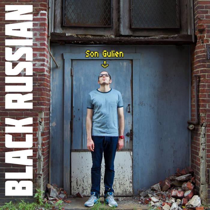 Black Russian EP cover art