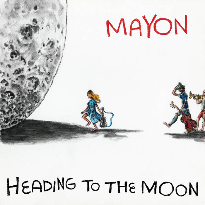 Heading To The Moon cover art