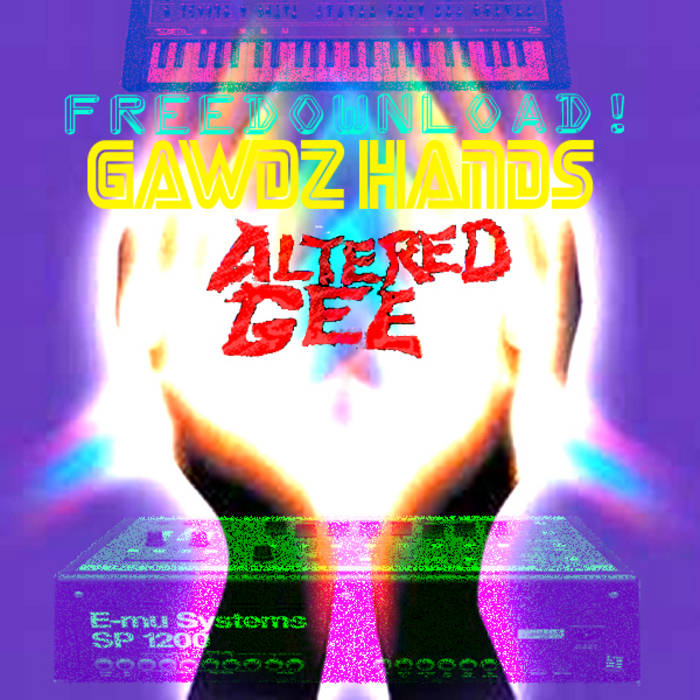 Gawdz hands cover art