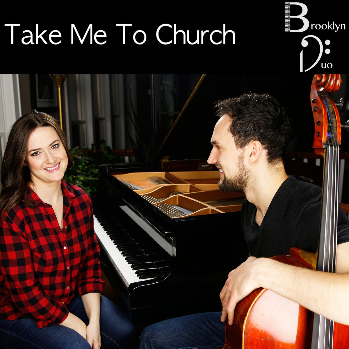 Take me to church hozier cover brooklyn duo