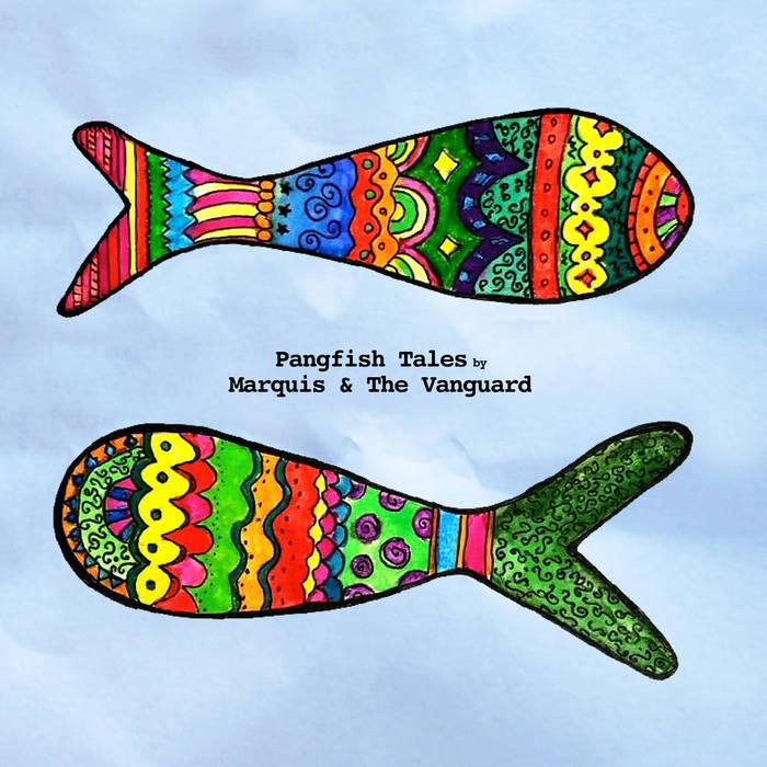 Pangfish Tales cover art
