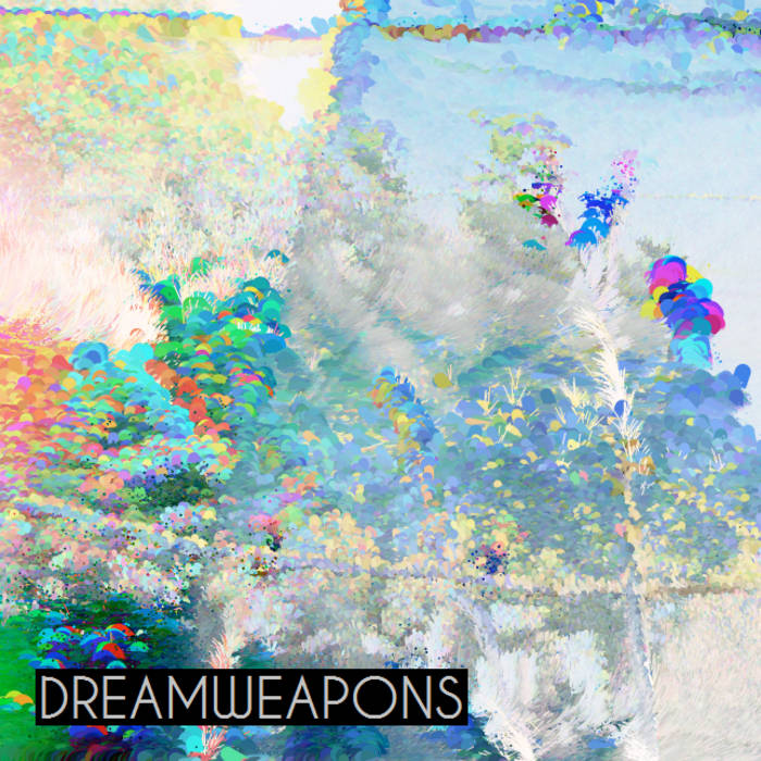 Dreamweapons cover art