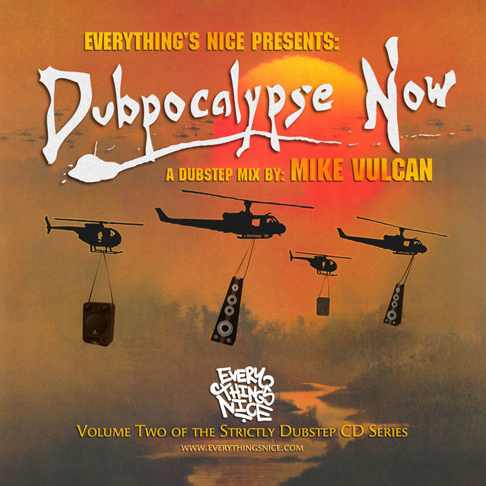 Strictly Dubstep Vol 2 - Dubpocalypse Now cover art