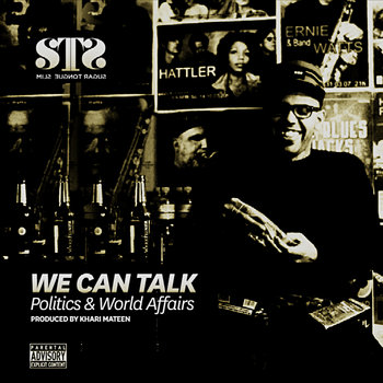 We Can Talk Politics & World Affairs cover art