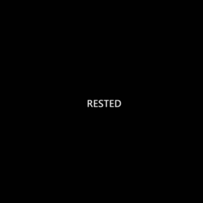 Rested cover art