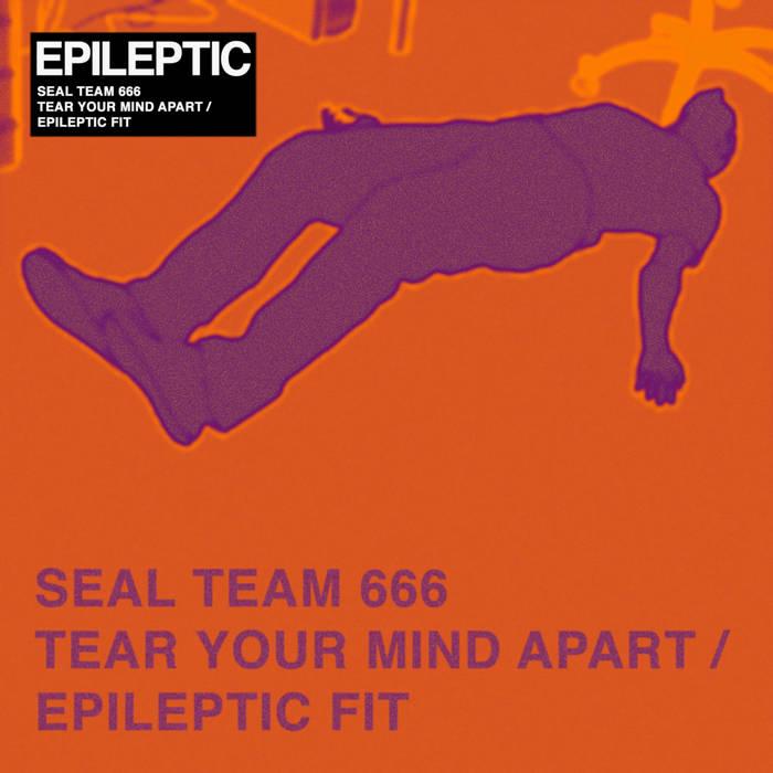 EPILEPTIC ep cover art