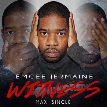 Witness (Maxi-Single) cover art