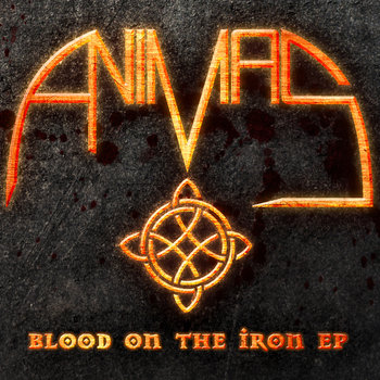 Blood on the Iron cover art