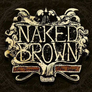 Naked Brown cover art
