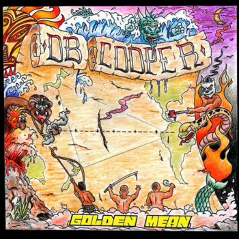 Golden Mean EP cover art