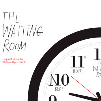 The Waiting Room (Original Motion Picture Soundtrack) cover art