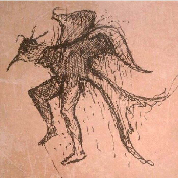 Le Monstre cover art