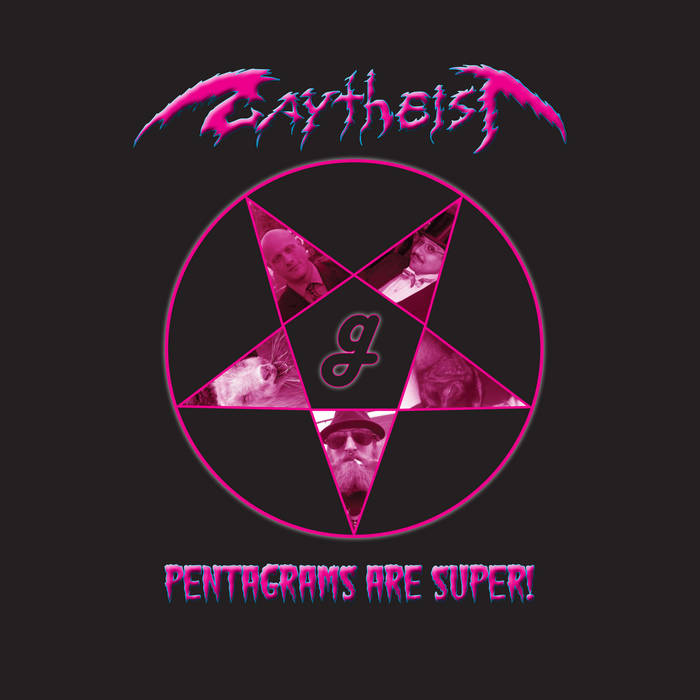 Pentagrams Are Super! cover art