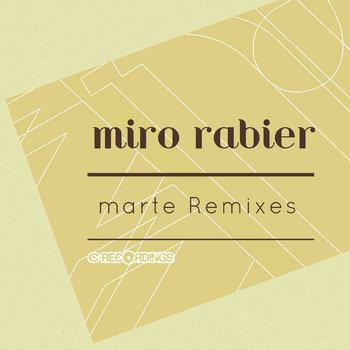 marte Remixes cover art