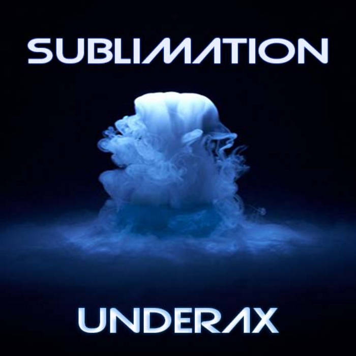 Sublimation EP cover art
