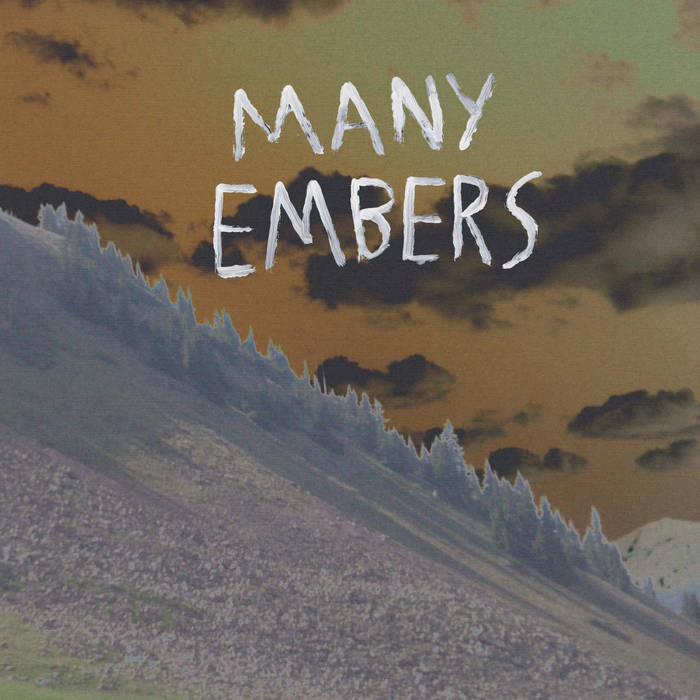 Many Embers cover art