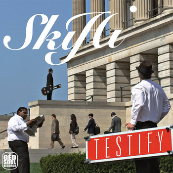 Testify cover art