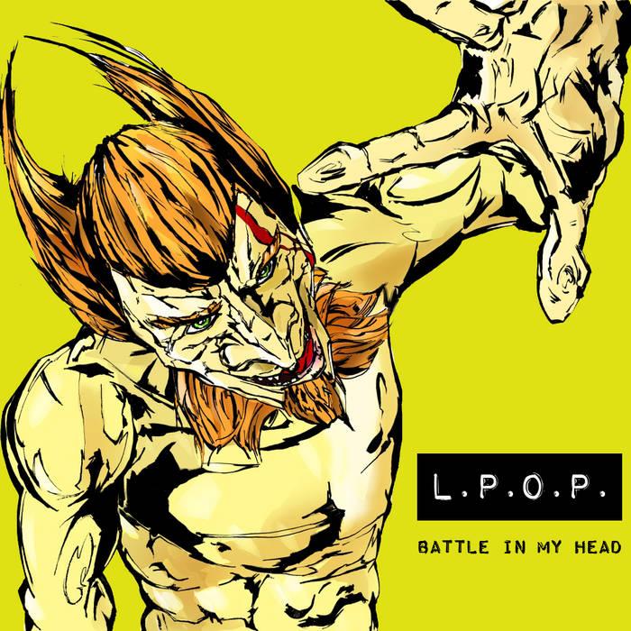 Battle In My Head [Single] cover art