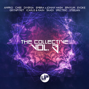 The Collective Vol. 3 cover art
