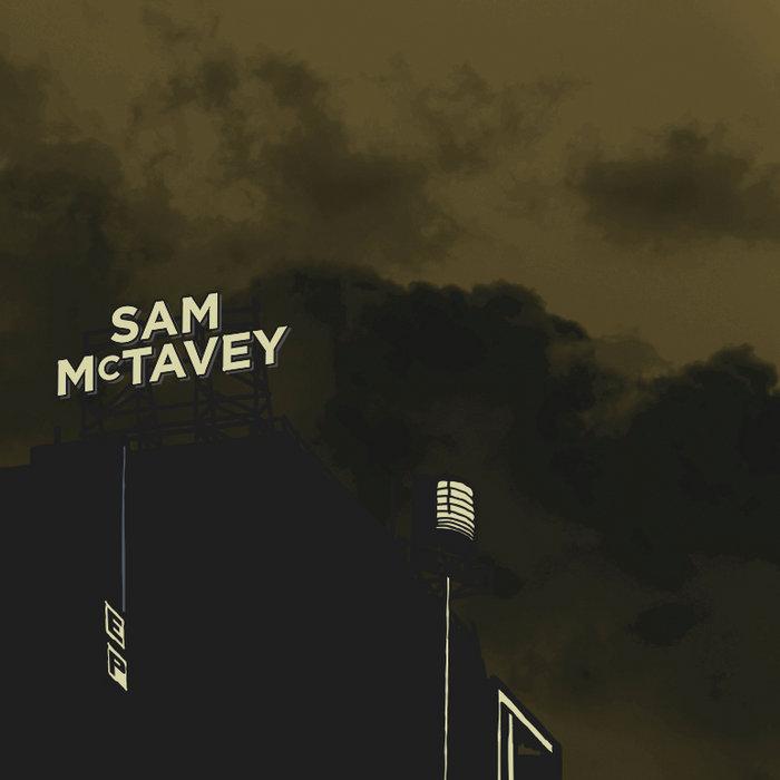 Sam McTavey EP cover art