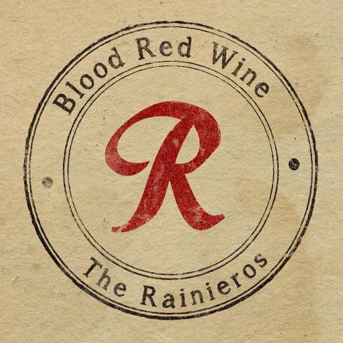 Blood Red Wine (SINGLE) cover art
