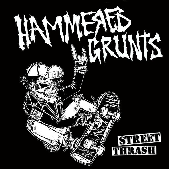 Street Thrash cover art
