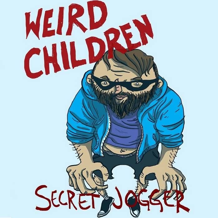 Secret Jogger cover art