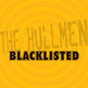 Blacklisted EP cover art