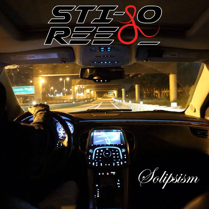 Solipsism cover art