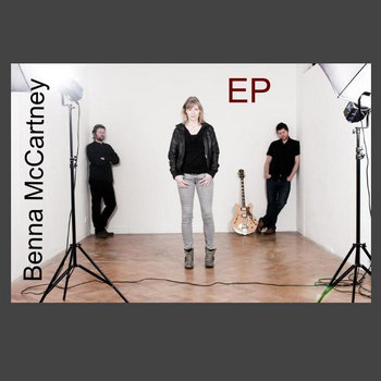 Benna McCartney EP cover art