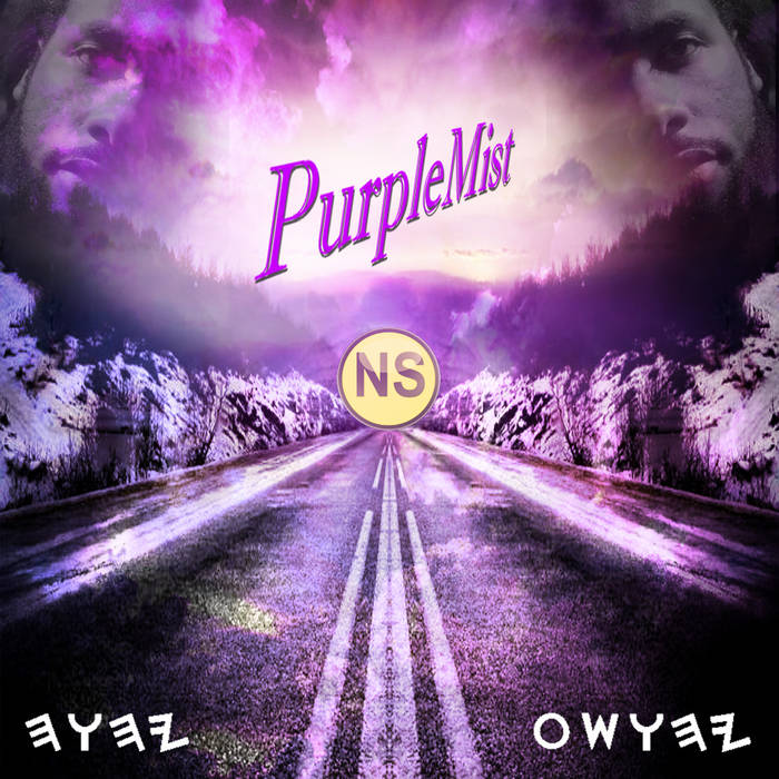 Side Project: PurpleMist cover art