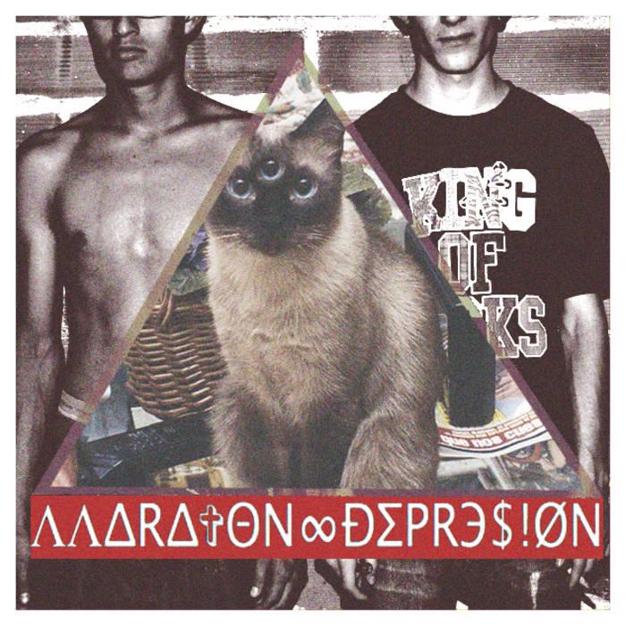 Maratón∞Depresión (2009-2011) [LAB0008] cover art