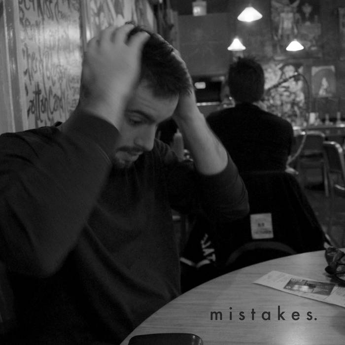 Mistakes cover art