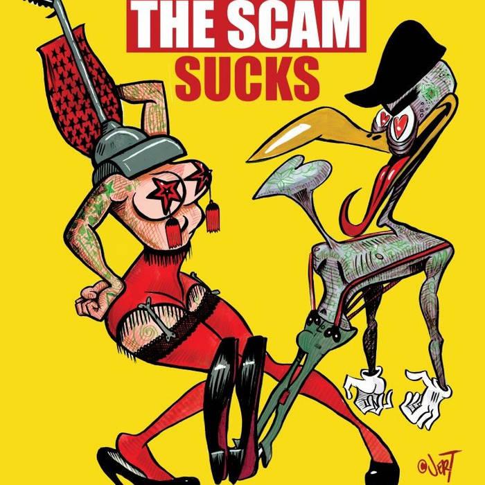 The Scam Sucks cover art