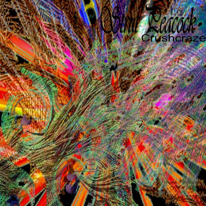 Strut Peacock cover art