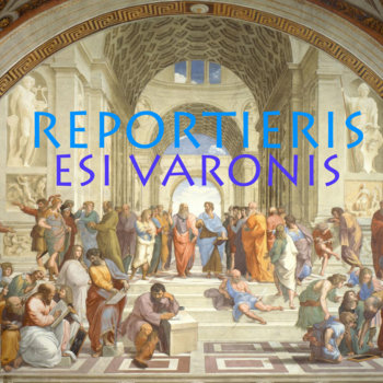 REPORTIERIS - ESI VARONIS [Maxi single] cover art