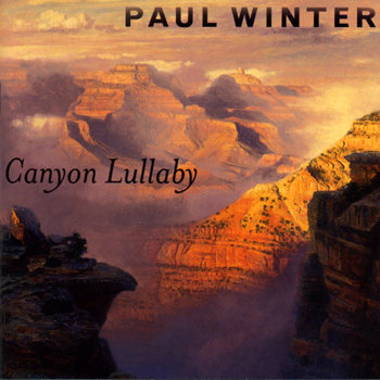 Canyon Lullaby cover art