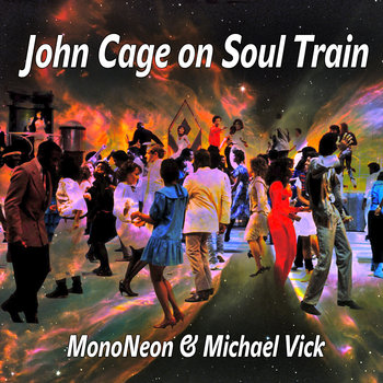 John Cage on Soul Train cover art