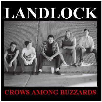 CROWS AMONG BUZZARDS EP cover art