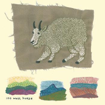 The 100 Watt Horse cover art